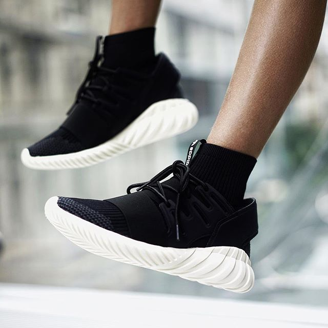BUY Adidas WMNS Tubular Doom Sock Primeknit Core Black