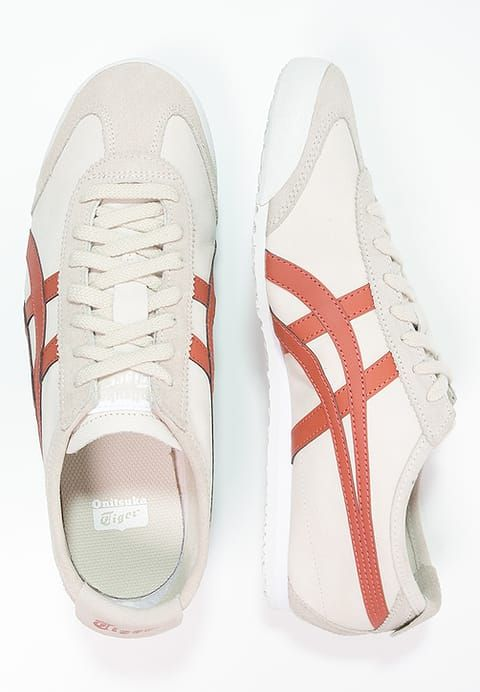 reputable site ffb55 6f4f7 Onitsuka Tiger MEXICO 66 - Trainers - offwhite/cinnamon ...