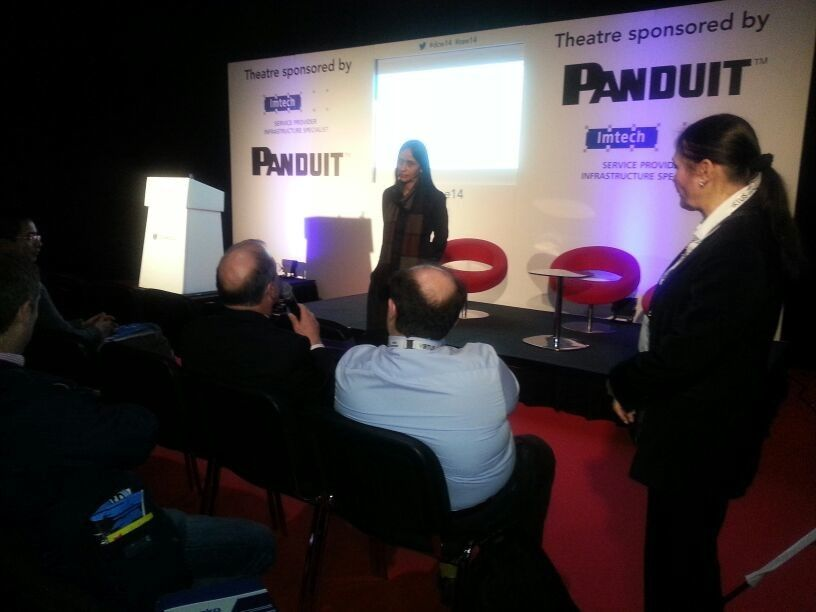Sonal Puri, Vice President of Marketing and Sales, speaks on cloud computing and its impact on the changing enterprise network.
