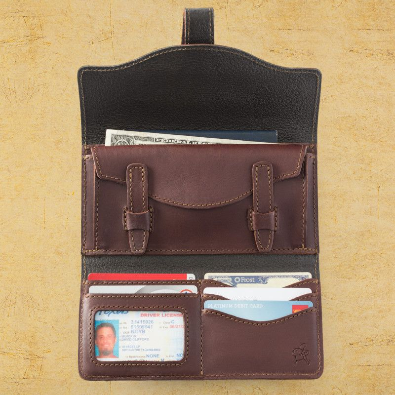 dae87e16bf696 Shop Long Trifold Wallet