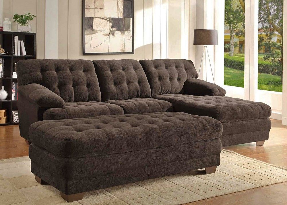 Room · Nice Sectional Sofas With Ottoman , Amazing ...