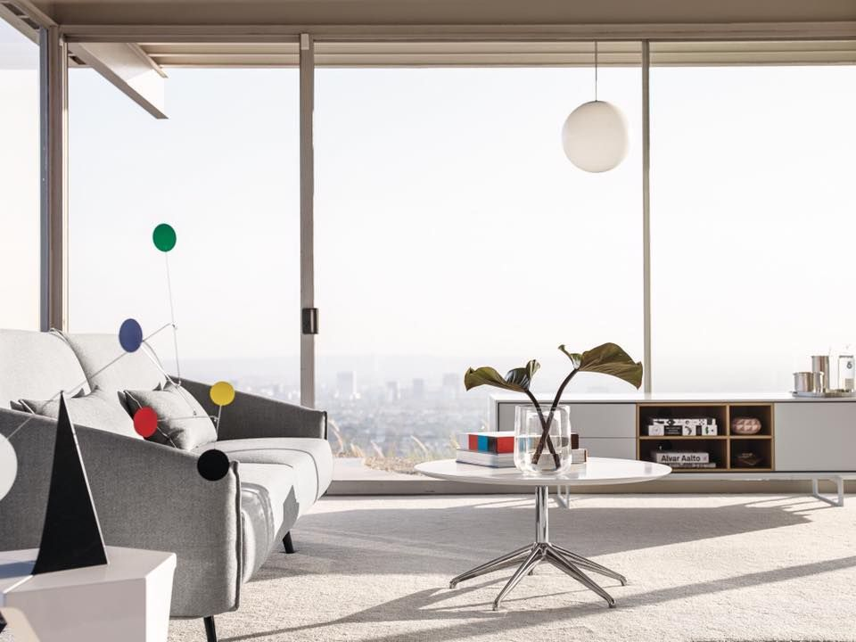 It is amazing to have the STUA Costura sofa and Marea tables in ...