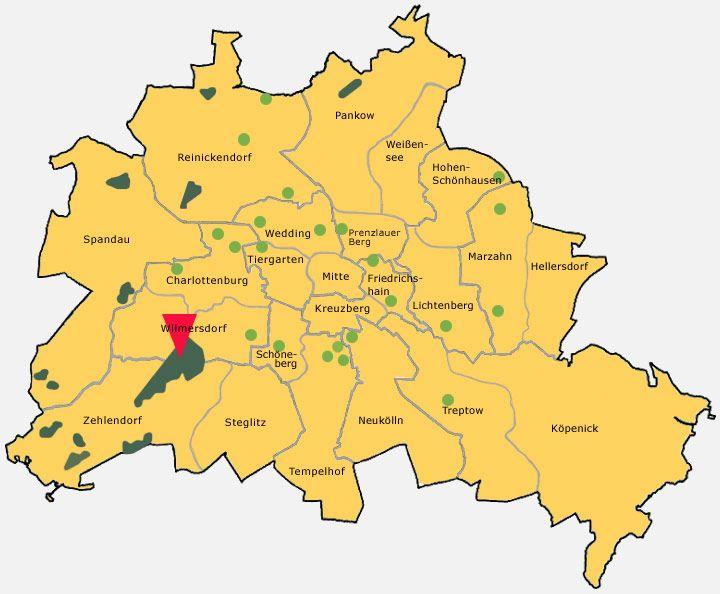 Hundeauslaufgebiet Am Grunewald Berlin Hunde Haustier