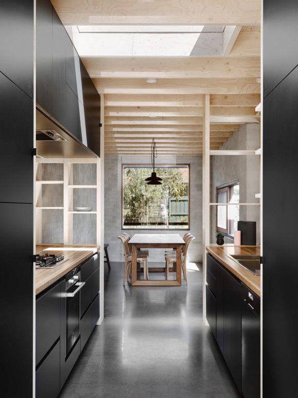 Minimalismo arquitectonico Cocinas Clasicas Modernas Pinterest