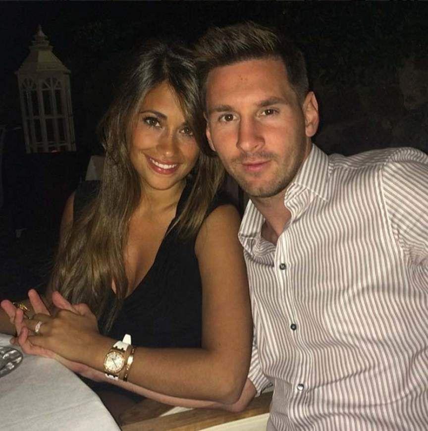 Ya Hay Fecha Y Lugar Para La Boda De Messi Y Antonella Crhoy Com Antonella Roccuzzo Lionel Messi Esposa De Messi