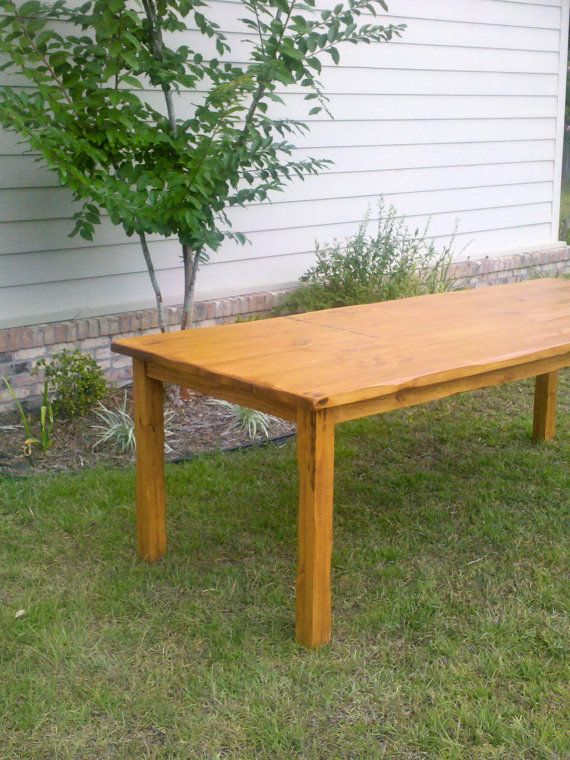 Farmhouse Dining Table By Handmadebetty On Etsy 74000 For The