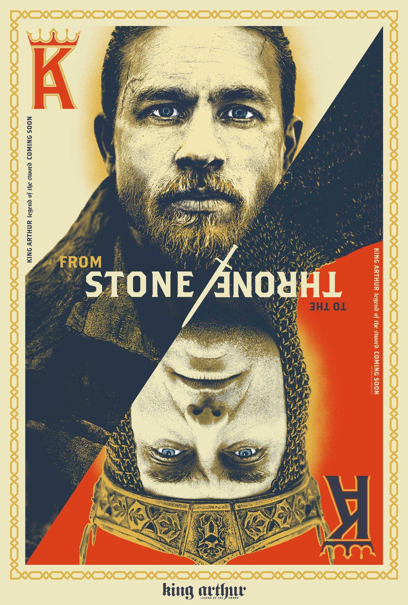 King Arthur Legend Of The Sword 2017 Roi Arthur La Nuit Des Rois Film