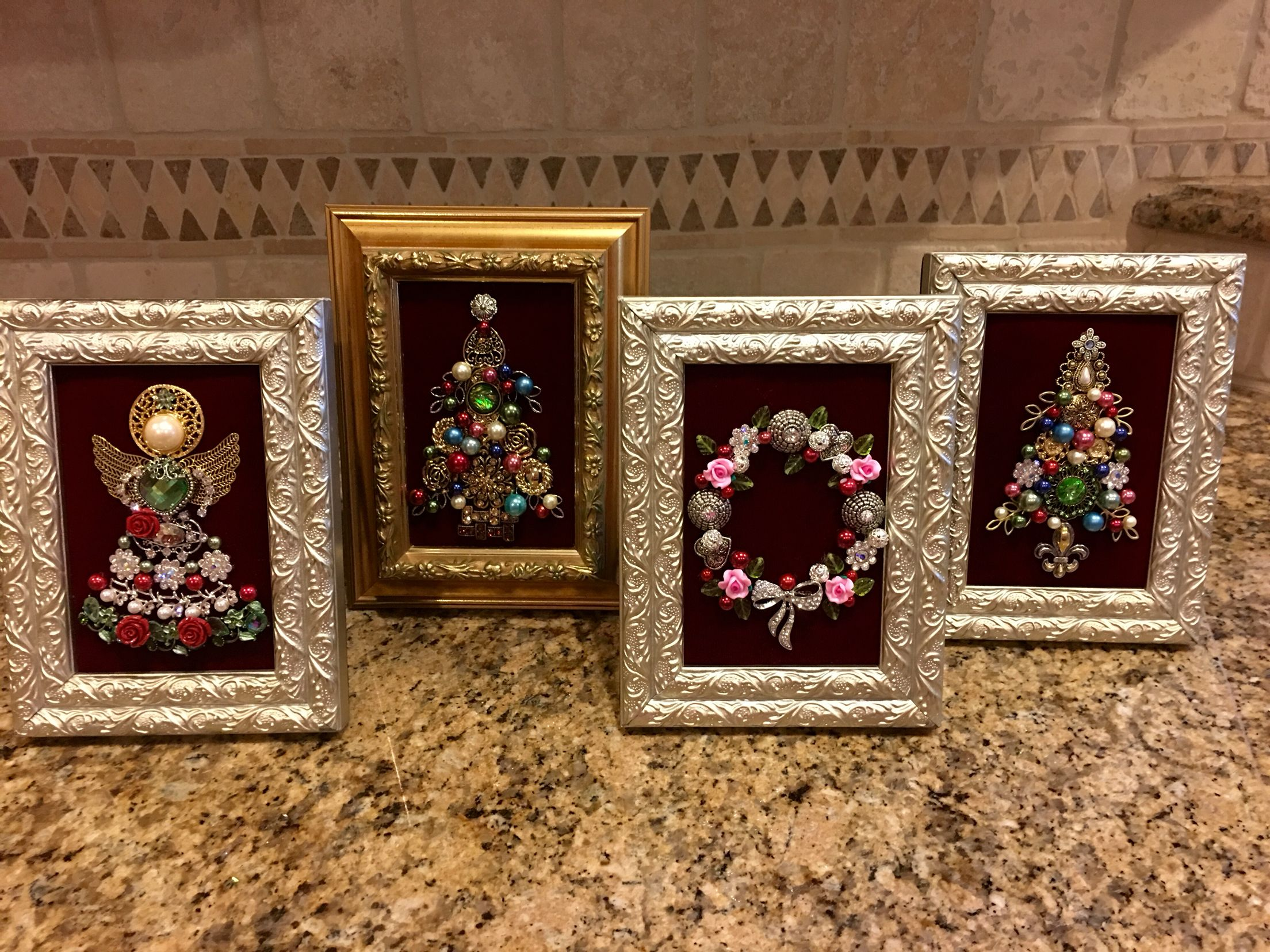 Mini Jewelry pictures by Beth Turchi 2015 | Christmas crafting ...