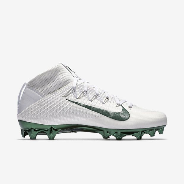 Men's Nike Vapor Untouchable 2 Jewels White/Deep Forest