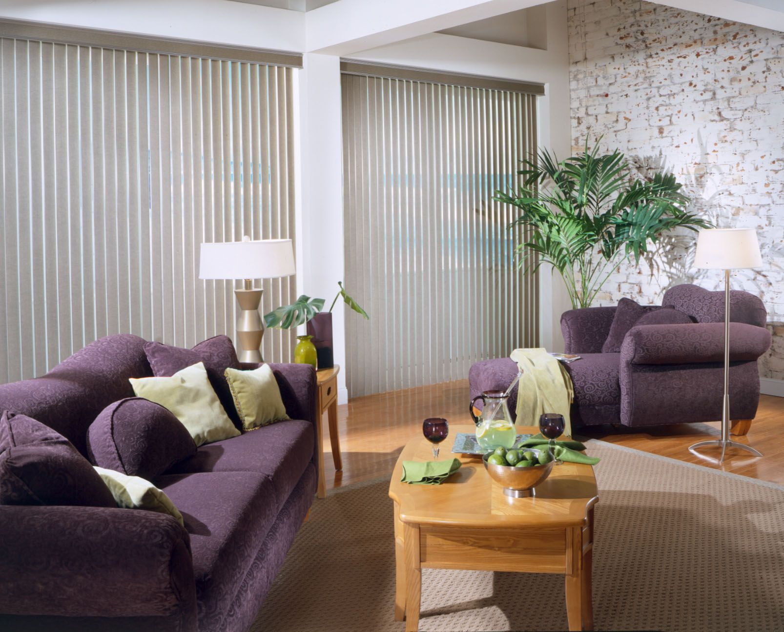 Skandia Vertical Blinds Blinds And Shutters Tampa Fl