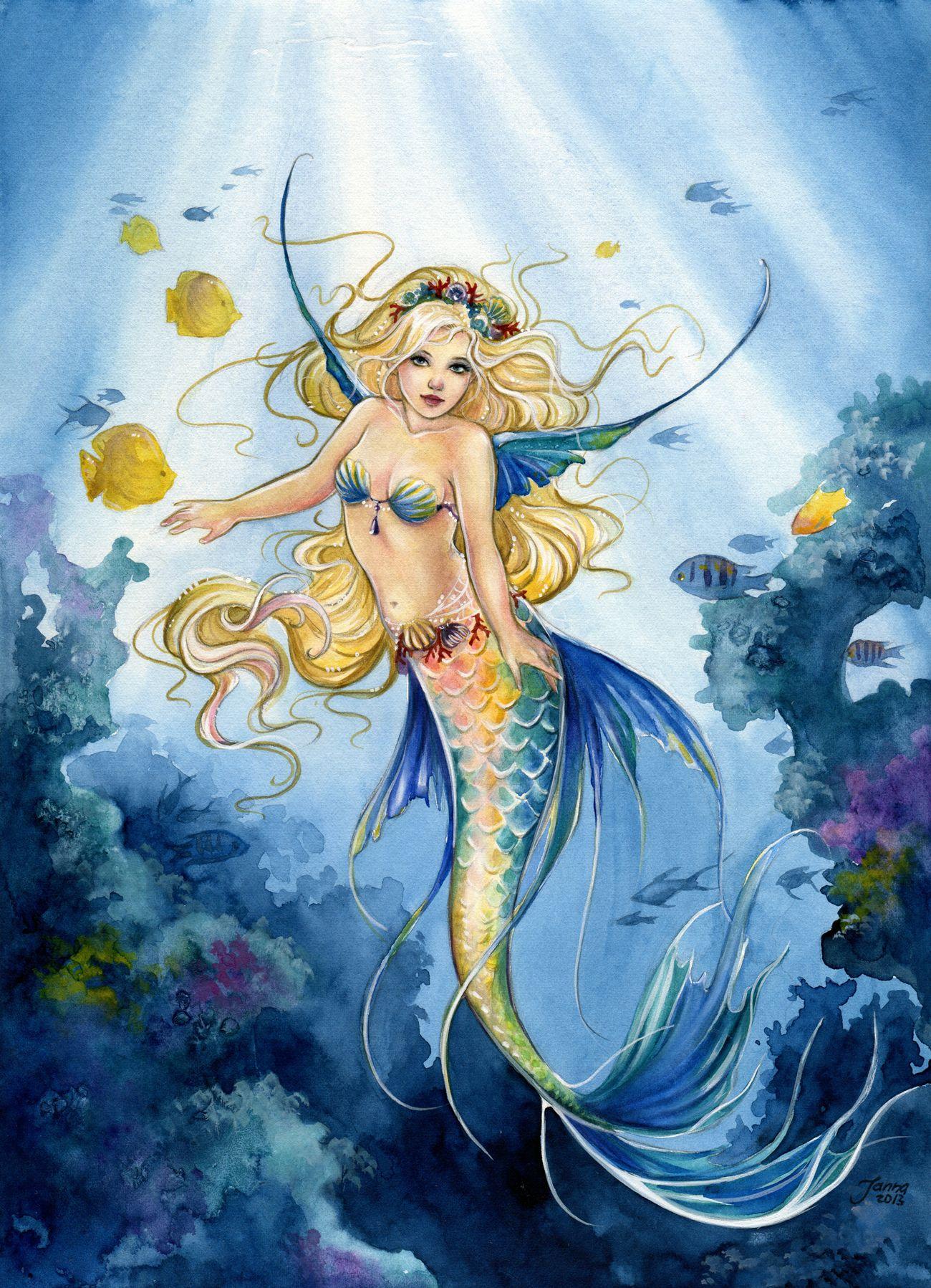 статье картинки с феями моря если