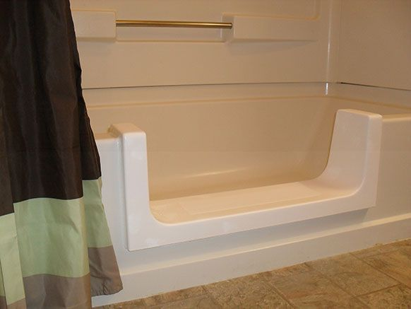 Amazing Donu0027t Remodel   Modify Your Old Bath Tub To A Safe Walk In Shower.