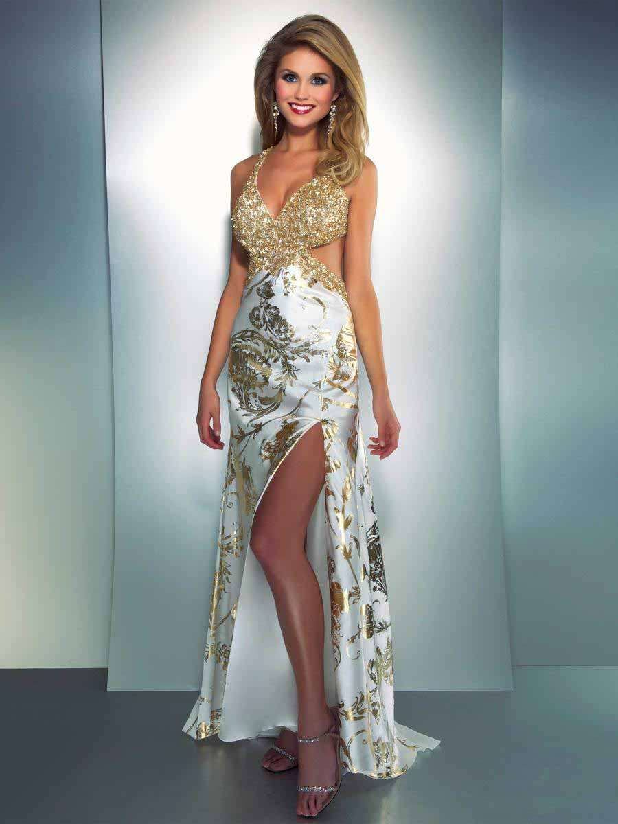 Cassandra stone a mac duggal lots of looks at this dress on