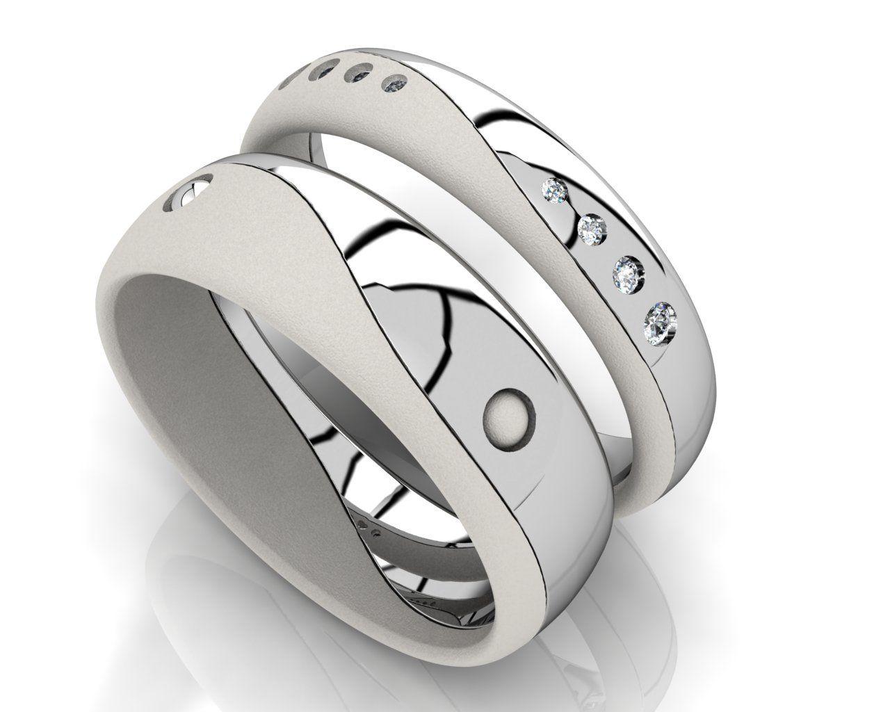 Yin Yang Wedding Ring Wedding Rings Wedding Dresses In