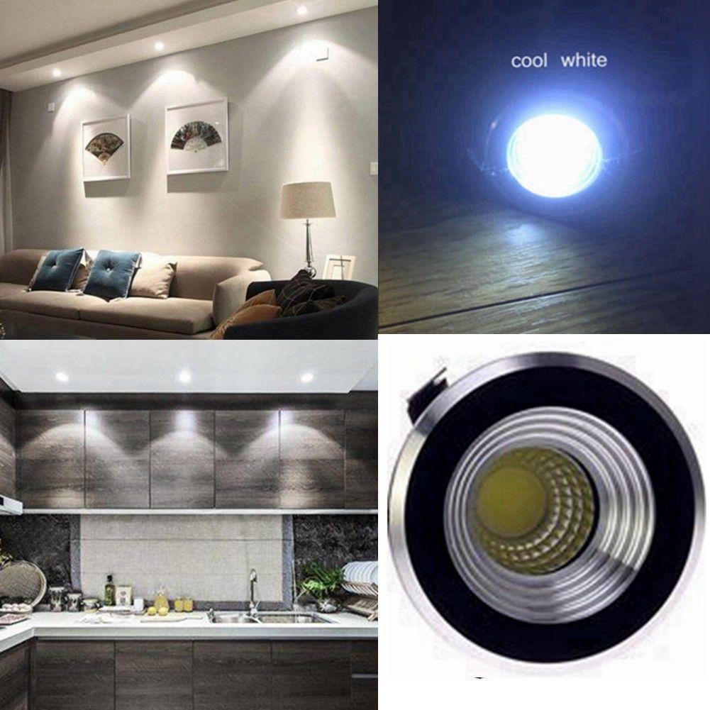 5x 3w Led Recessed Small Cabinet Mini Spotlamp Ceiling Downlight Warm White 240v Ebay Homedecor Homelightin Small Cabinet Recessed Ceiling Lights Warm White