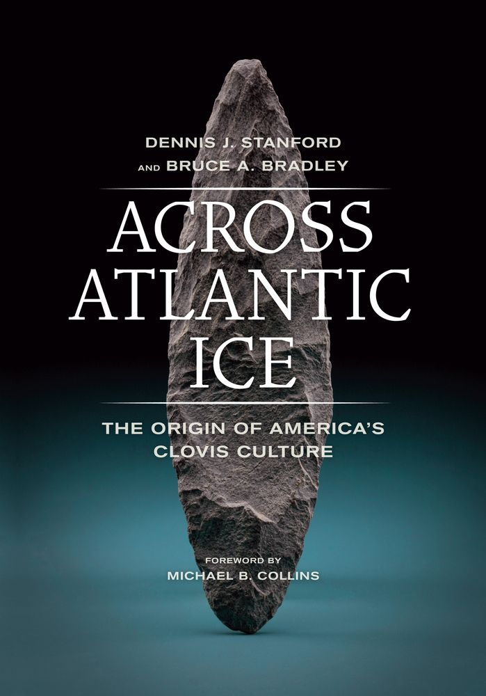 Across Atlantic Ice Solutreans First Inhabitants Sacred Geometry