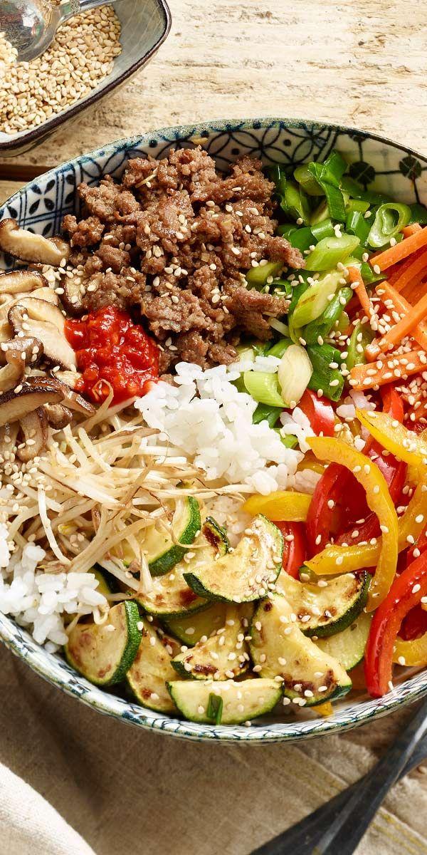Photo of Bibimbap – the recipe for fast food from Korea maggi.de