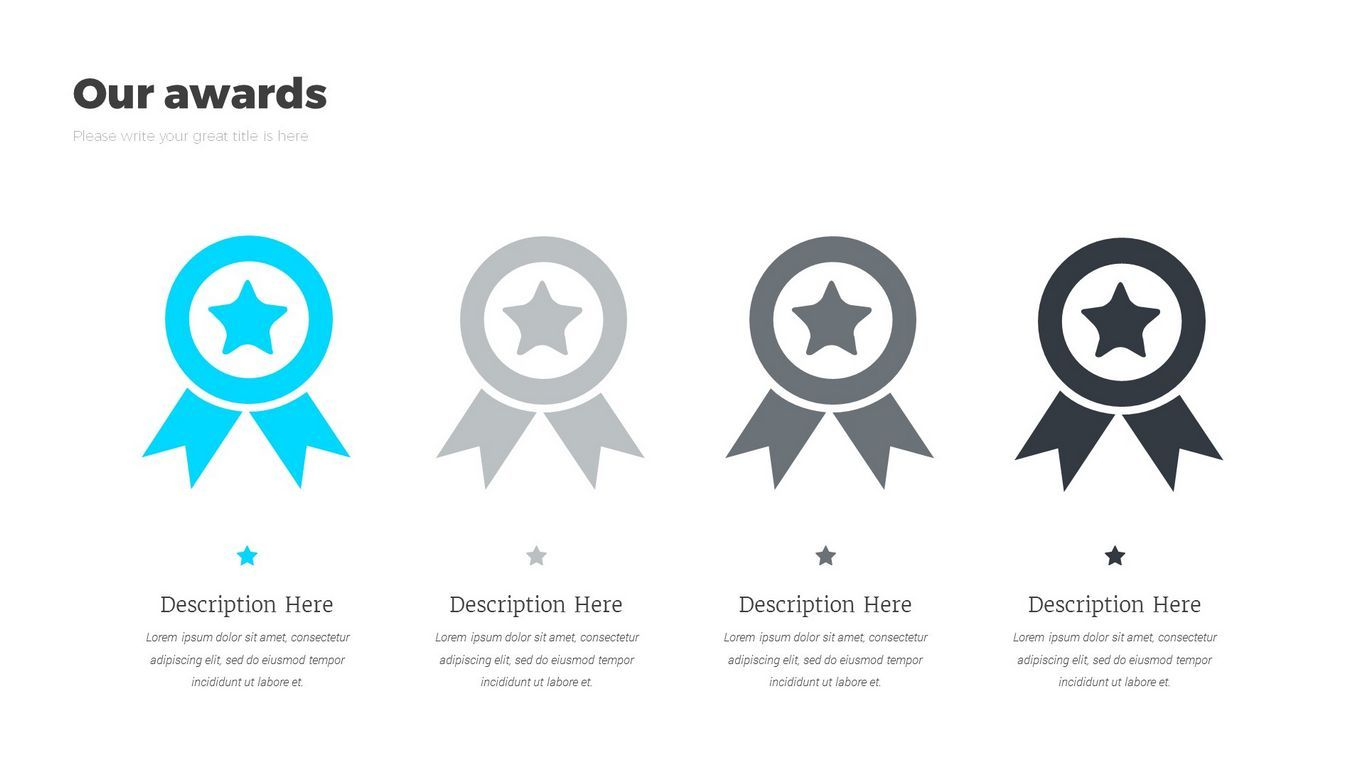 Creative Tools Pitch deck startups, Infographic design