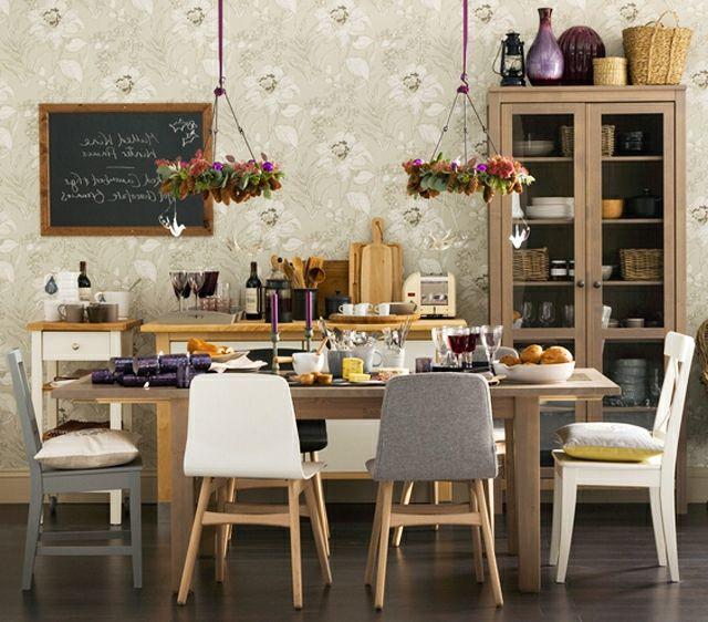 Une salle à manger design aux bouts des lèvres | Meubles en bois ...