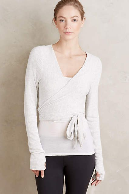 f34a25986f Wrapped Ballet Cardigan - anthropologie.com