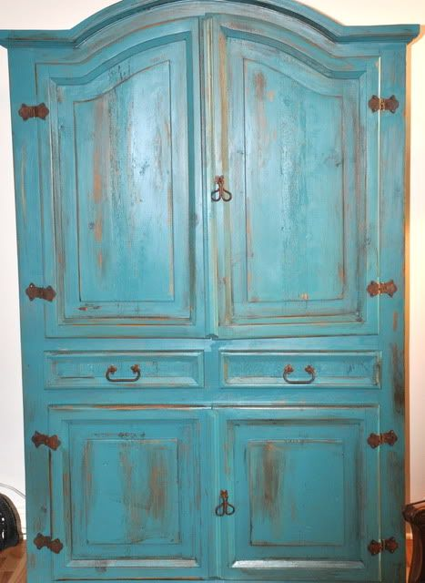 Laura Ashley Deep Turquoise Paint From Lowes, Semi  Gloss. Painting Pine  FurnitureFurniture ...
