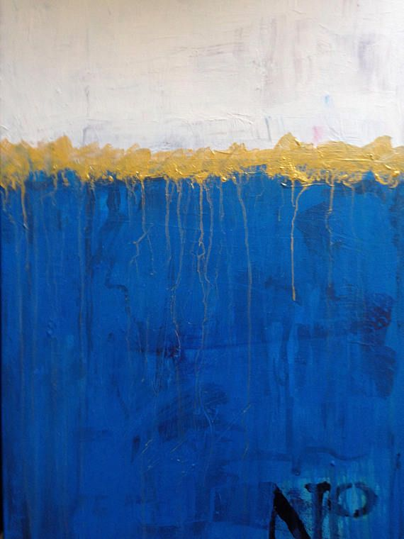 Abstrackt ORIGINAL BILD Acryl abstrackt Malerei Kunst Wandbild