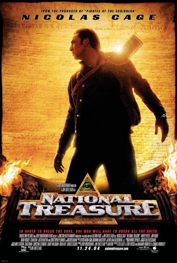 Nicolas Cage Is Just Hot National Treasure Movie Love Movie I Movie