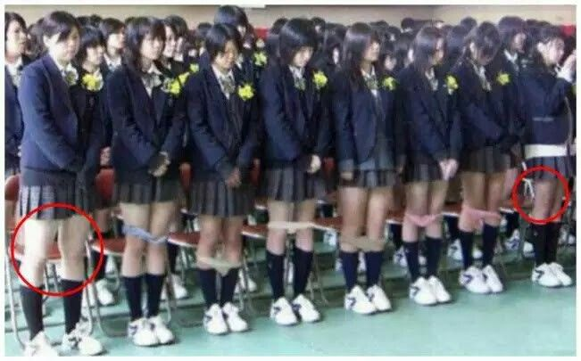 Imagenes de japonesas sin ropa en las escuelas japonesas for Japonesas en ropa interior