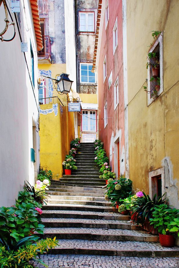 Lisbon is the trendy city break destination you'll want to see in 2019 #beautifulplaces