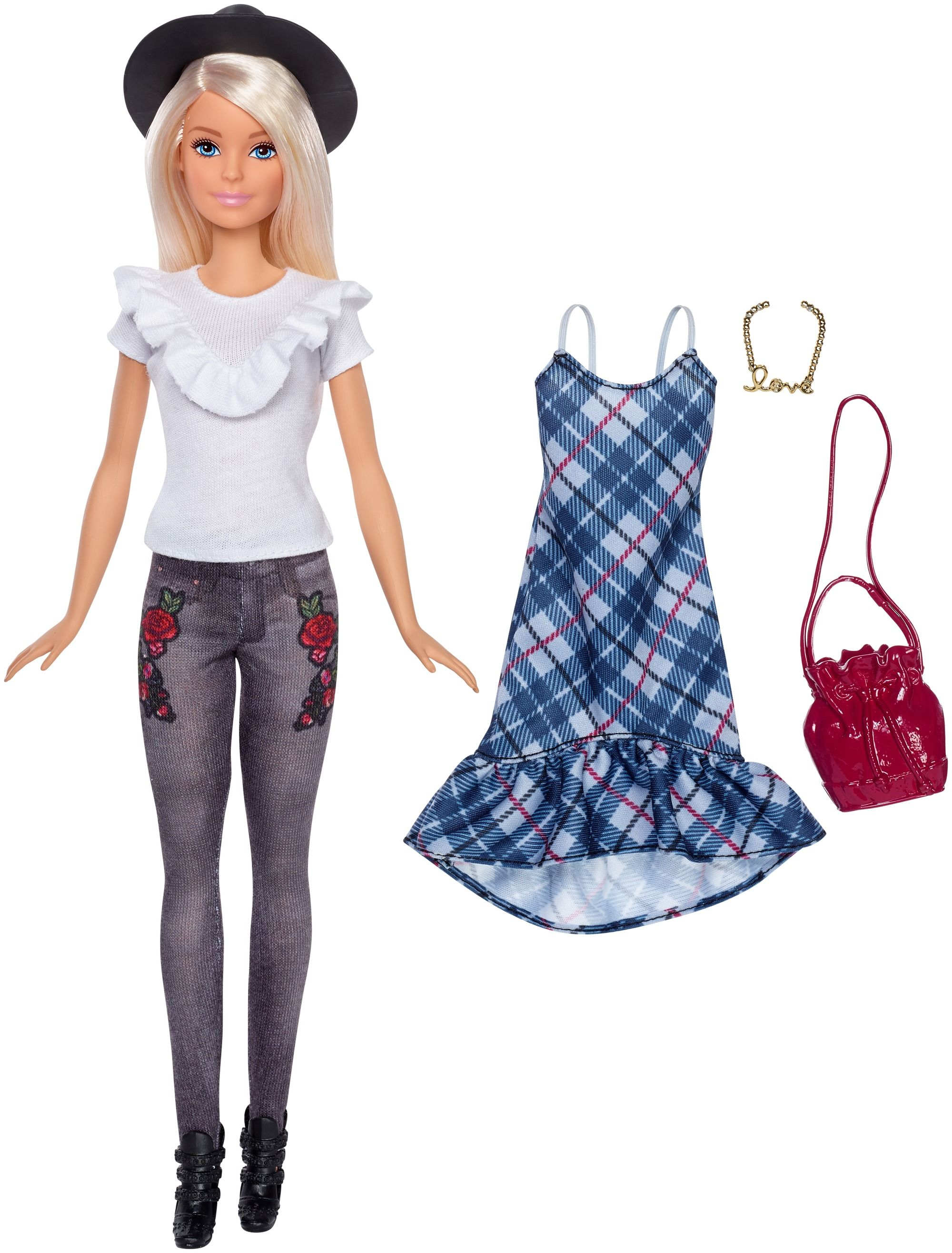 Toys With Images Barbie Fashionista Doll Clothes Barbie