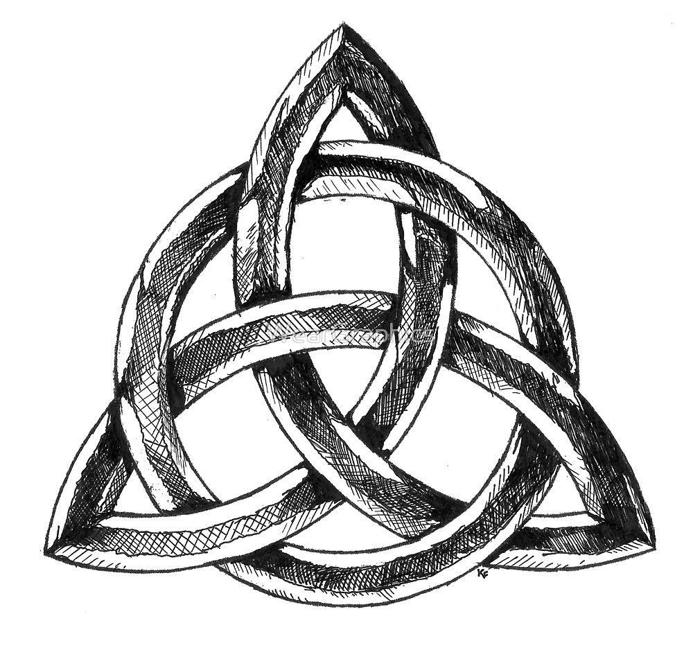 славянский символ троицы фото тату чем старше становишься