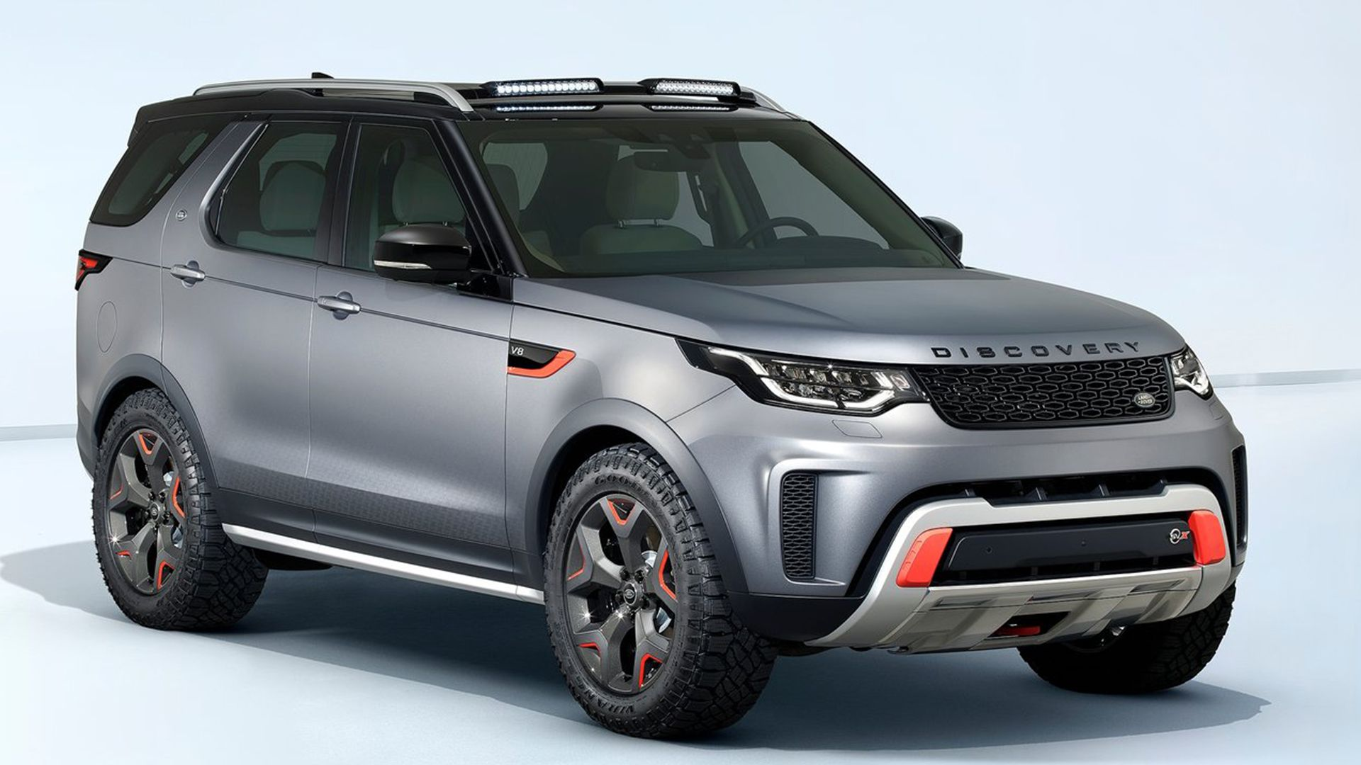 2018 Land Rover Discovery OffRoad SUV