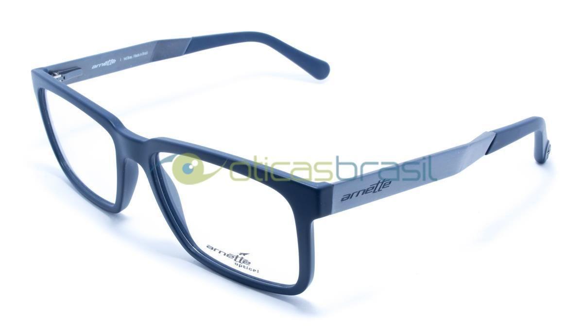"""Fundada em 1992 na Califórnia, a marca Arnette cria óculos voltados para o público jovem (e para os """"sempre jovens""""). Com produtos de alta qualidade e um estilo esportivo e descontraído a marca conquistou o público jovem e ganha cada vez mais fãs. Compre já a sua armação Arnette AN 7097L e complete seu visual!  http://www.oticasbrasil.com.br/arnette-an-7097l-2318-oculos-de-grau"""