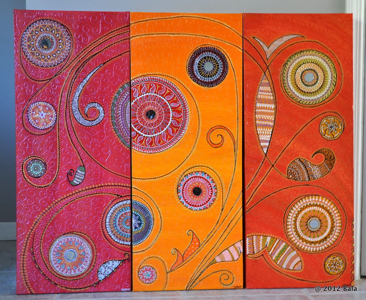 Art By Bala Mandala Painting Painting Art