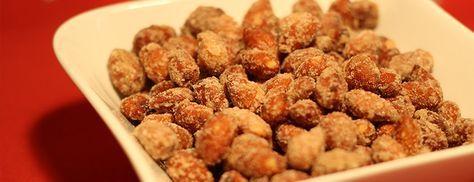 Gebrannte Mandeln   Kenwood Cooking Chef Rezepte   Pinterest ...