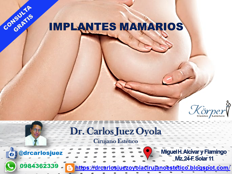 implantes de mamas gratis