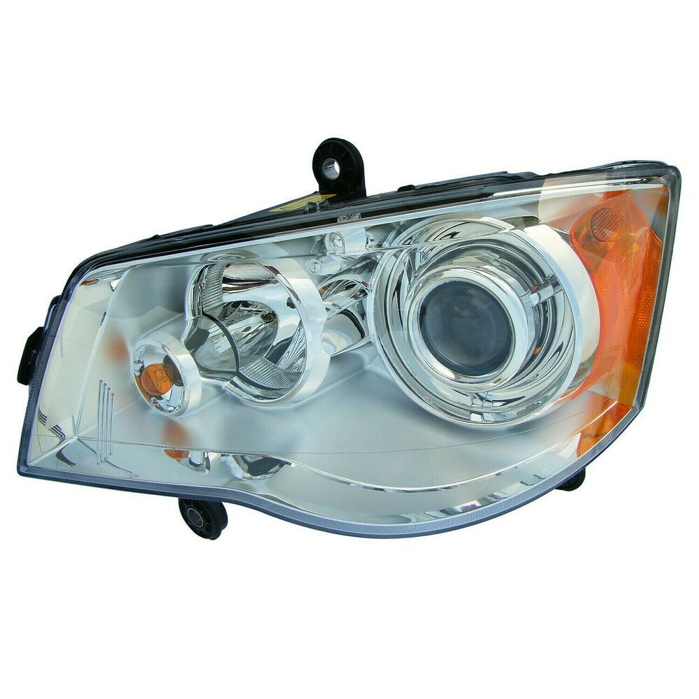 New Headlight Left For Chrysler Town Country 2008 2016 Ch2518126