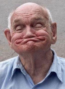 Pin on Funny Grandpa Faces