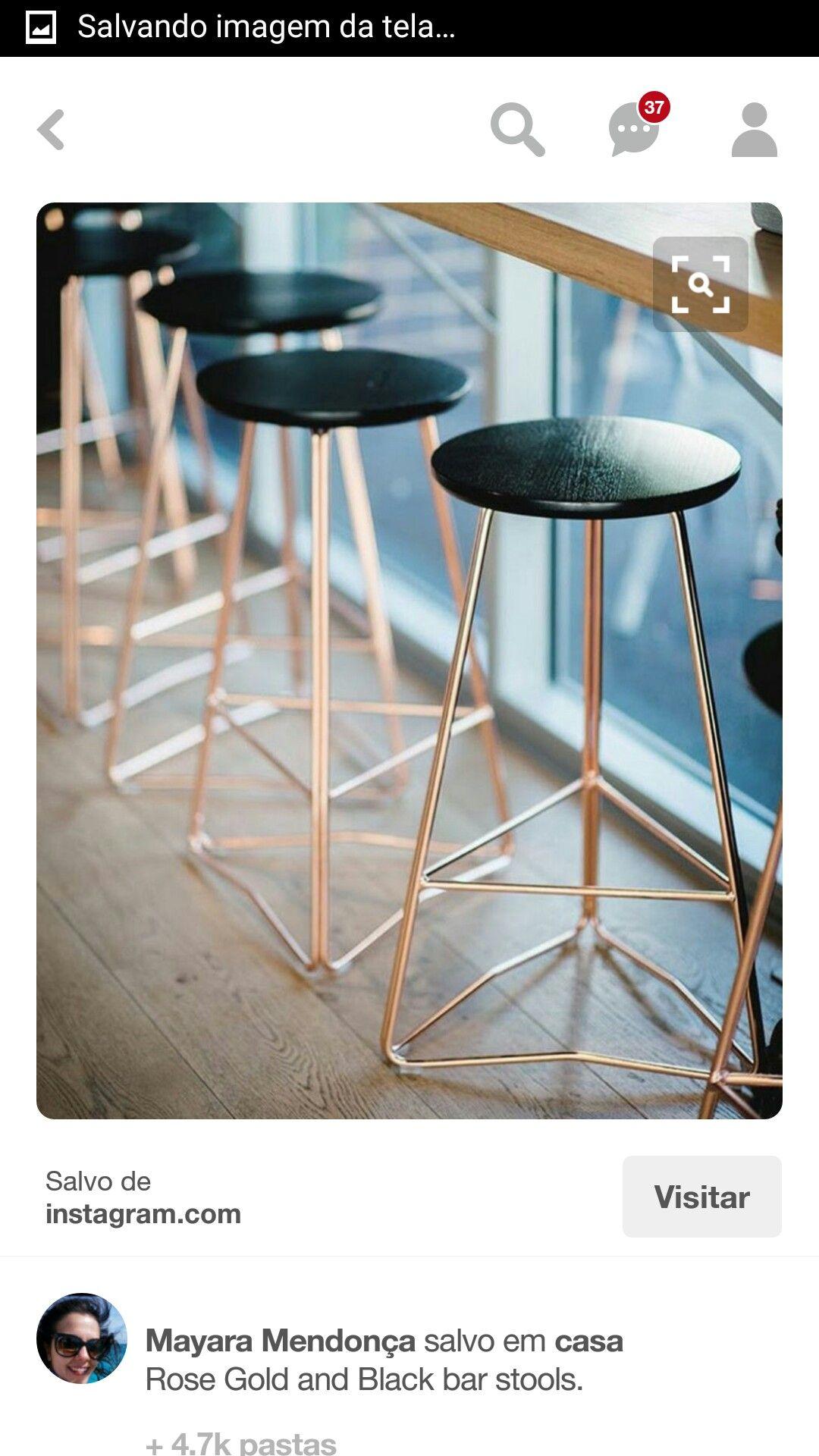 Banqueta muebles en 2019 sillas cocina muebles for Muebles industriales metal baratos