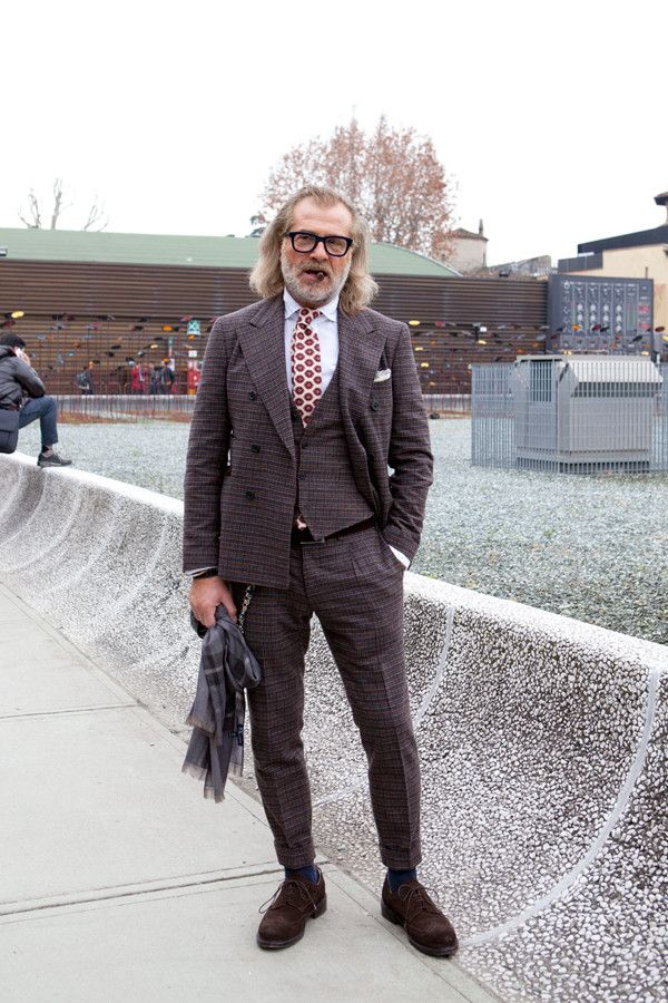 PITTI UOMO SNAP by BEAMS 3 の画像 ELEMENTS OF STYLE