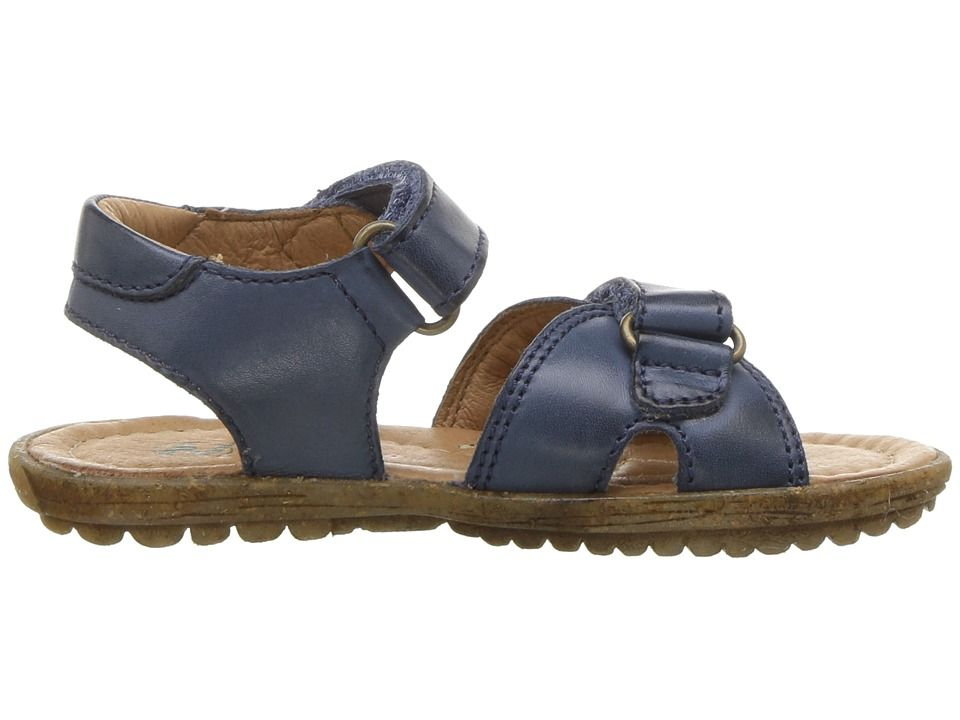 Naturino Sun SS18 (Toddler Little Kid) Boy s Shoes Navy  6c73dd53e95