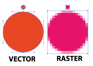 Vettoriale VS Raster