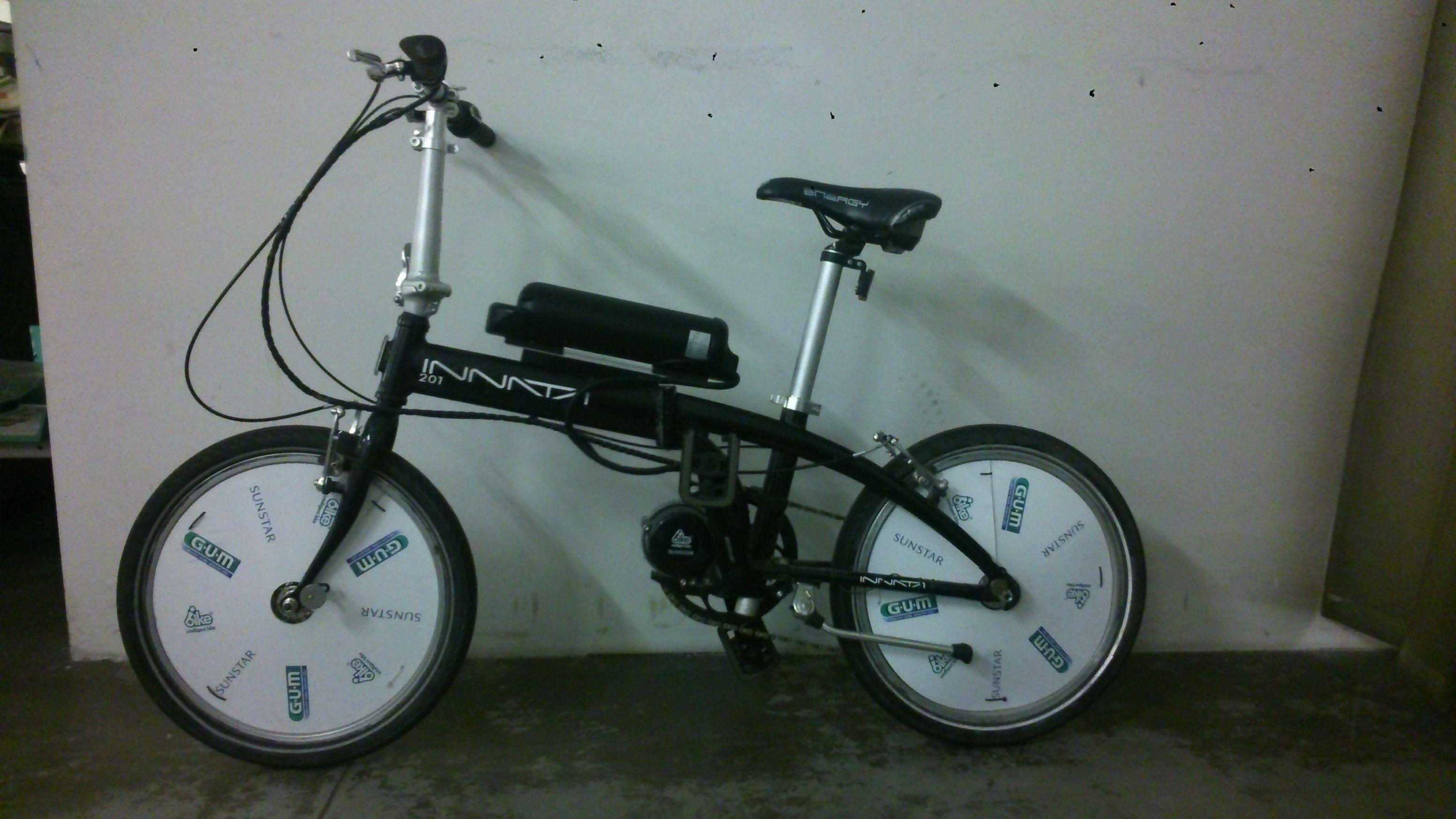 Pieghevole Motore Sunstar 24v Guidabilissima➀ Annunci Biciclette