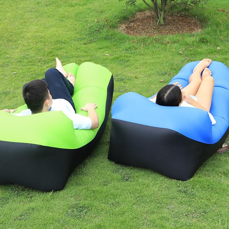 New Design Outdoor Inflatable Couch Style Cute Model Nail