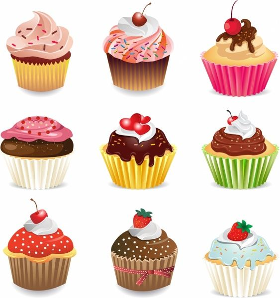 cupcakes eat cup cake