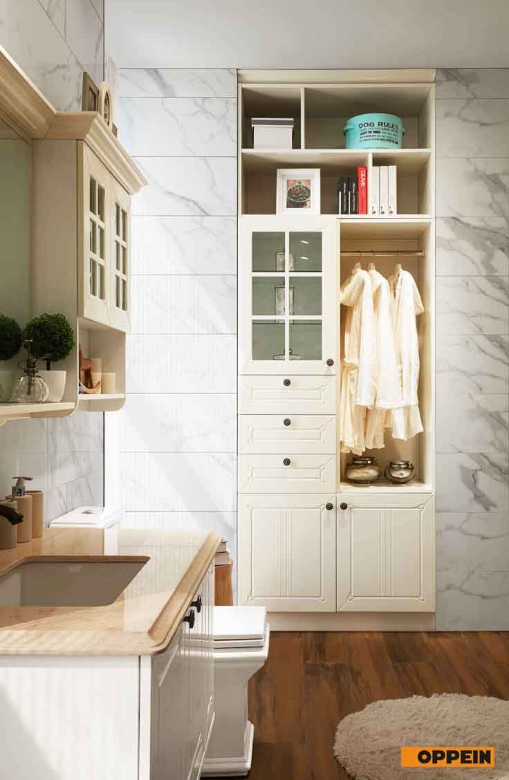 Lacquer Wall-Mounted Bathroom Cabinet | Bathroom Design | Pinterest ...