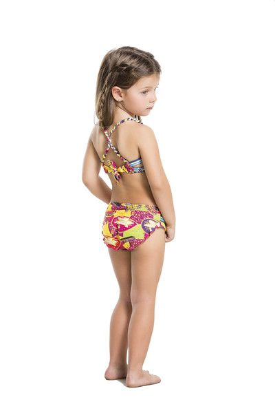 4d41a0e62aa2b Bikini Luxe · Agua Bendita Tasco - Designer Kids Swimwear Swimsuits, Kids  Swimwear, Bikinis, Matches Fashion