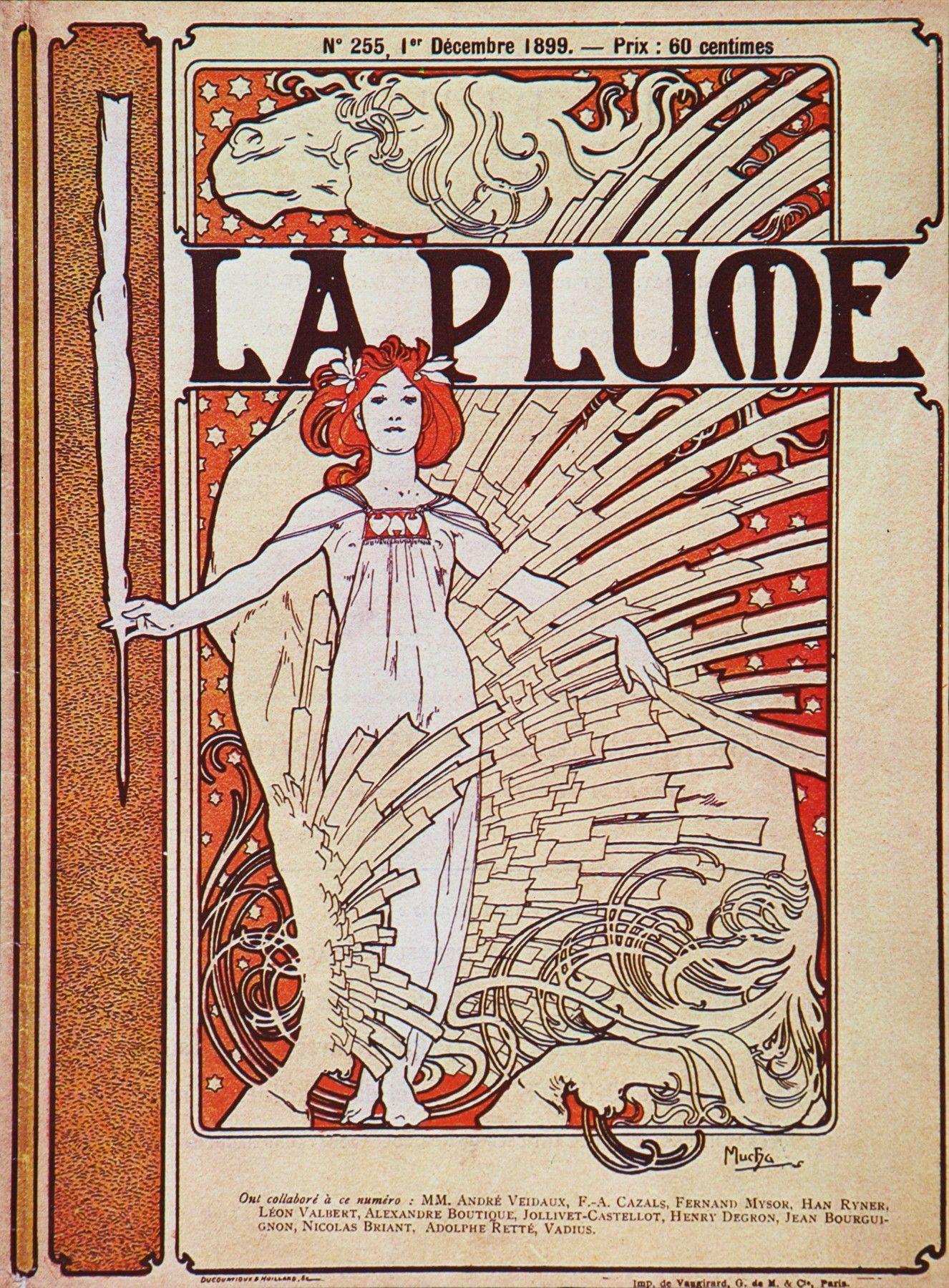 Alphonse Mucha Paintings 11