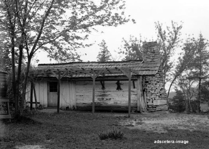 Ctsuddeth.com: Daniel Boone Cabin~ Kentucky, Donu0027t Know If This