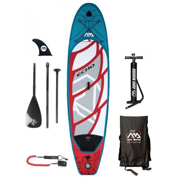"Aqua Marina Echo 10'6"" Inflatable SUP (With Images)"
